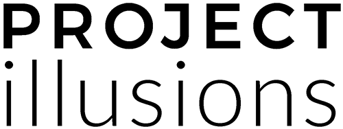 project illusions' creativity workshops and talks logo